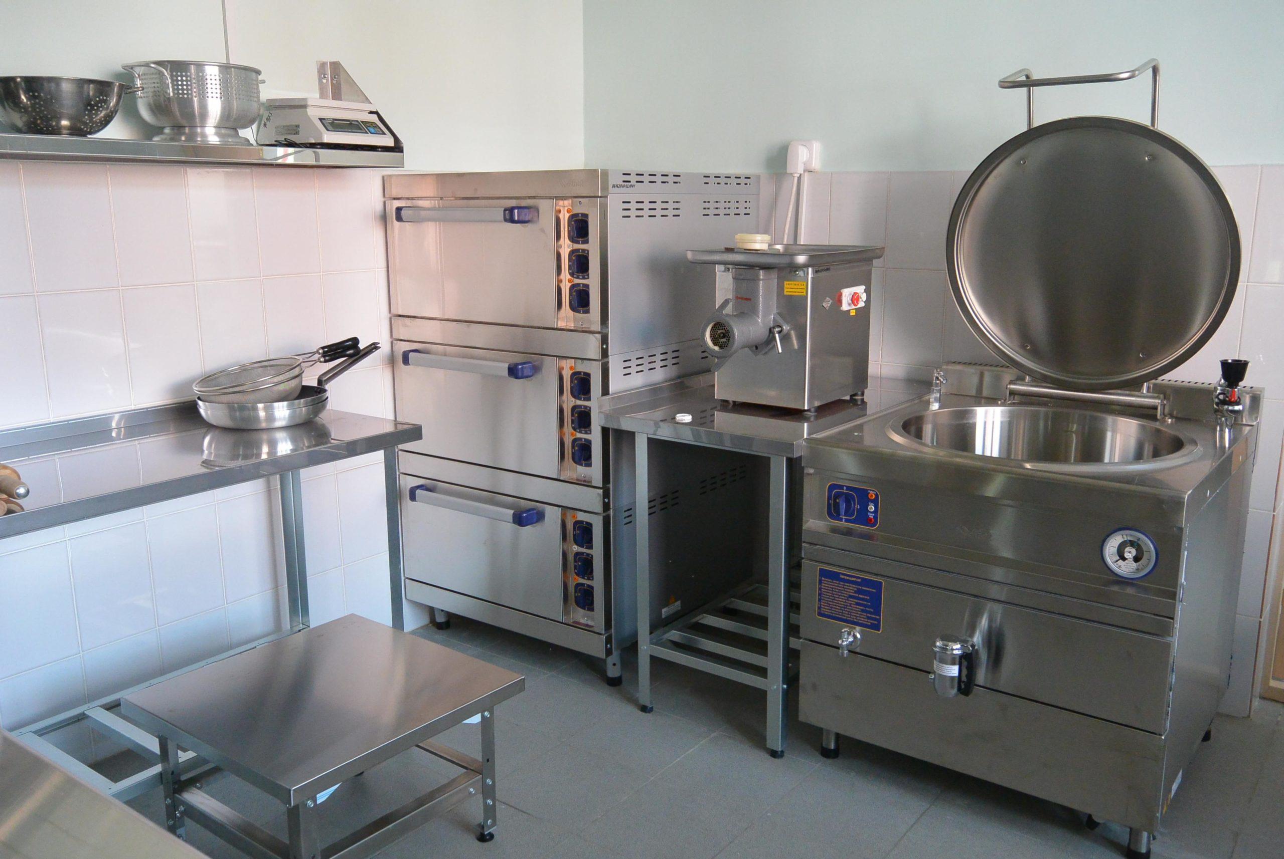 Оборудование для пищеблоков ДОУ: улучшаем качество питания в школах столицы