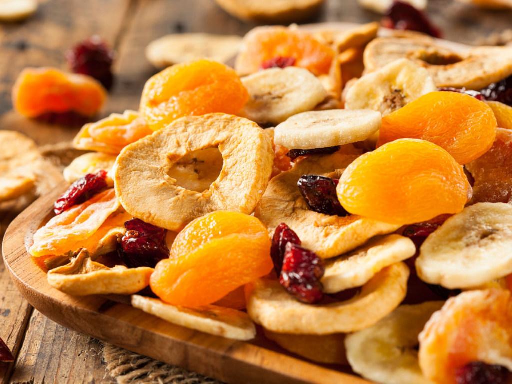 Сухофрукты – вкусный, полезный десерт для детей и взрослых