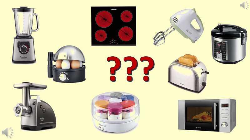 Основные элементы кухонного оснащения и правила их выбора