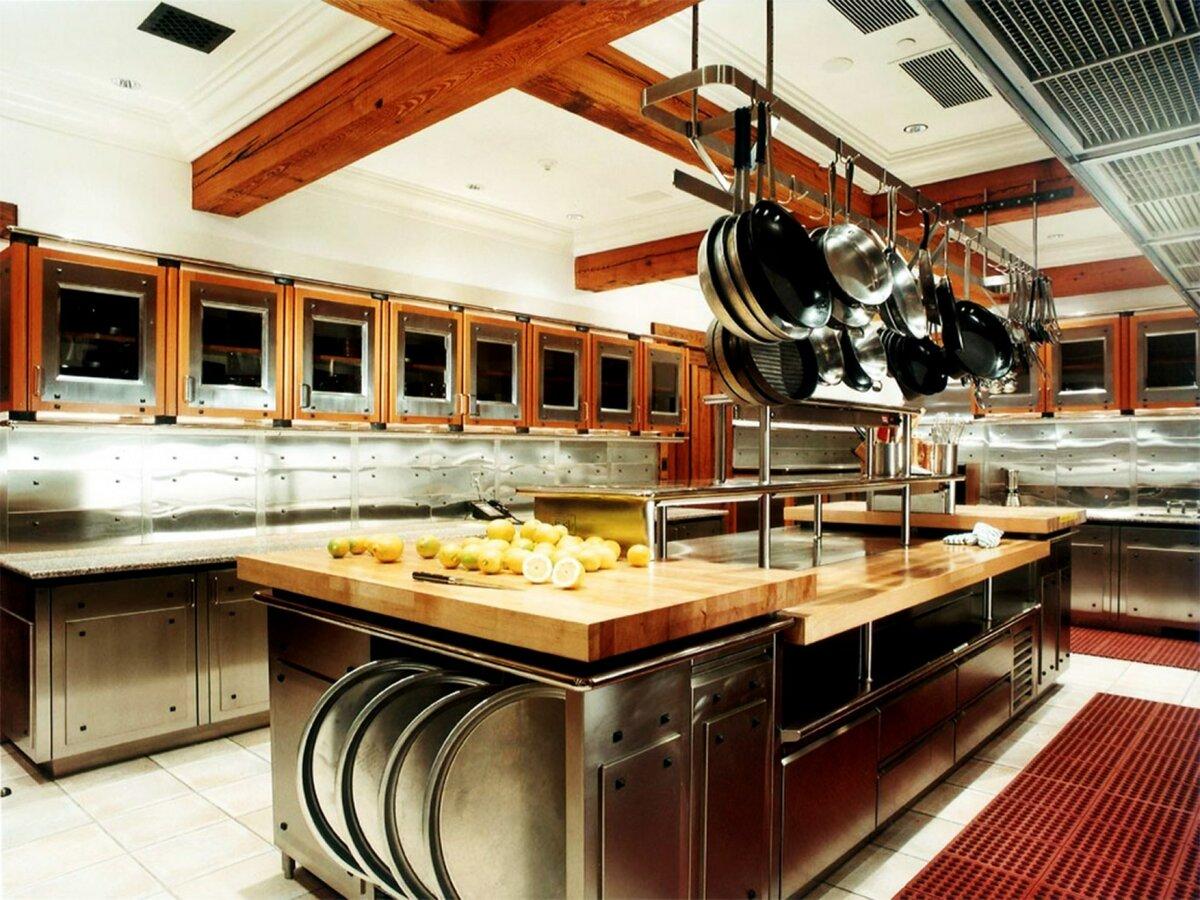 Кухня в ресторане – какой она должна быть