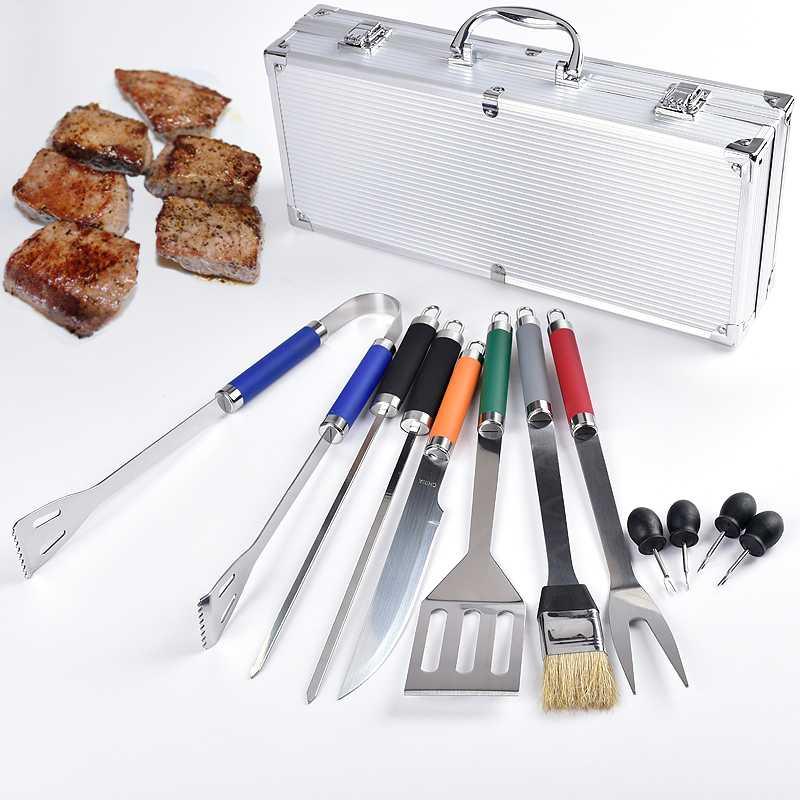 посуда и инструменты для барбекю