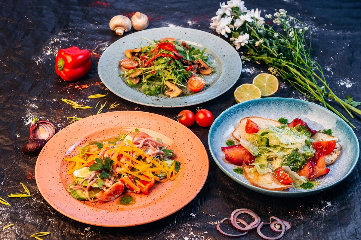 Приготовление, оформление и подготовка к реализации холодных блюд, кулинарных изделий, закусок разнообразного ассортимента