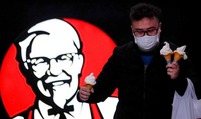 Почему KFC отказывается от своего слогана