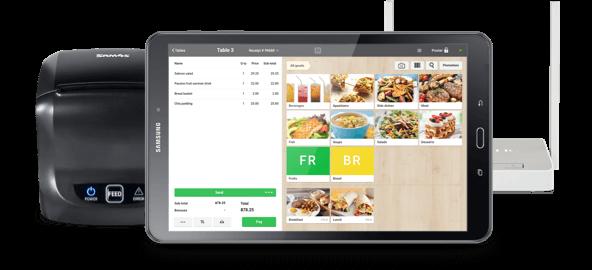 Какие процессы затрагивает автоматизация кафе и ресторанного бизнеса