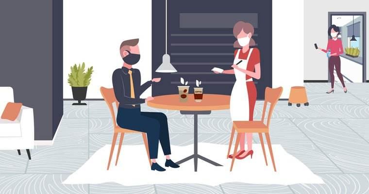 Рестораны адаптируются к краткосрочным и долгосрочным последствиям COVID-19