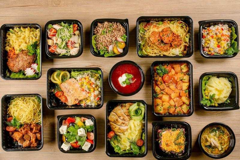 составление комплексного меню для питания