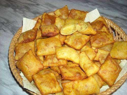 Как сделать подушечки из картофеля