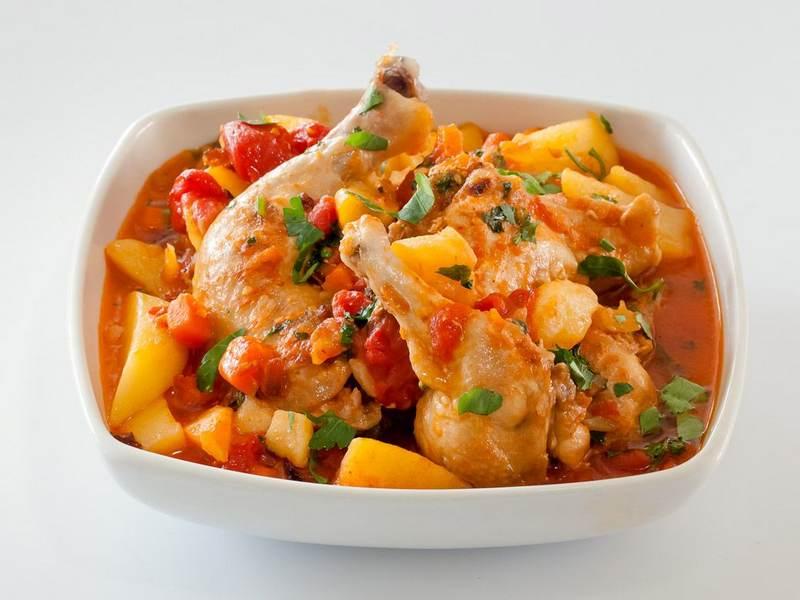 Курица в мультиварке рецепт с овощами
