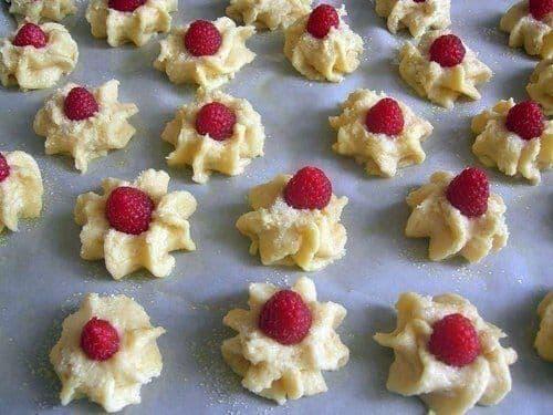 Творожное печенье детям (1)