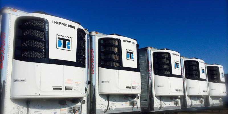 Thermo King для надежного хранения и транспортировки продуктов на большие расстояния